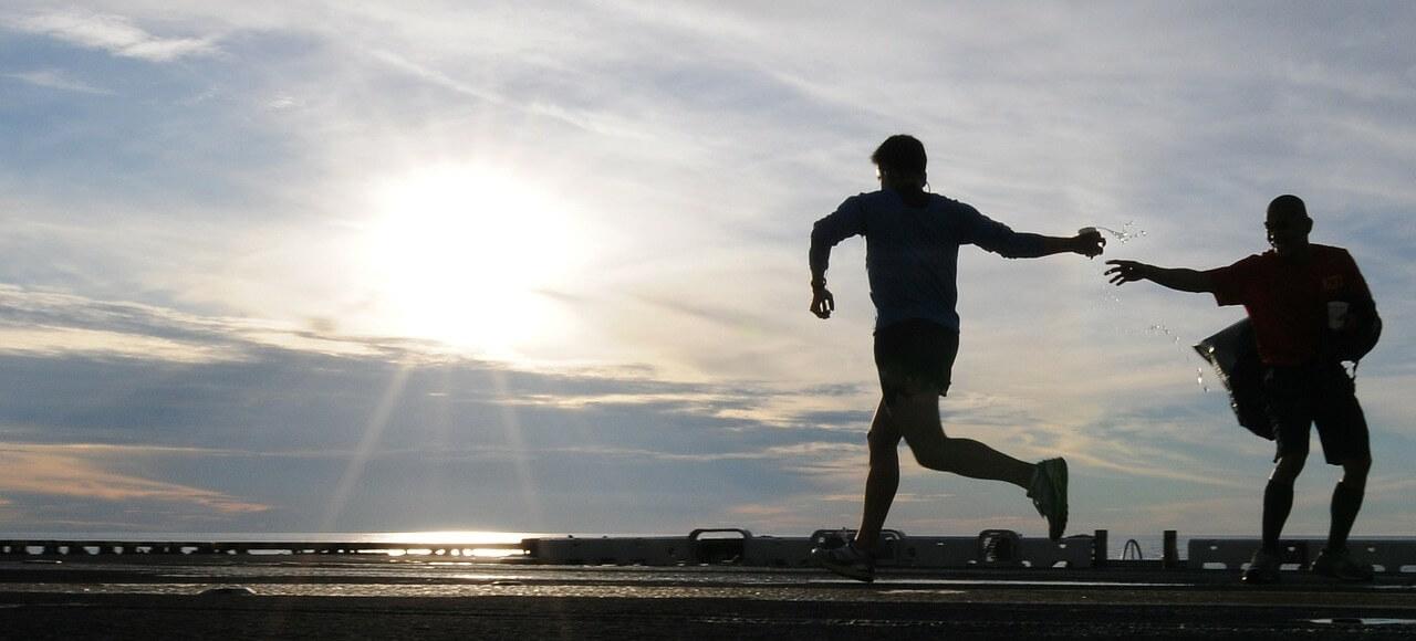 O Corredor de Rua: Por que ele corre? O que ele pensa? Quem ele é?