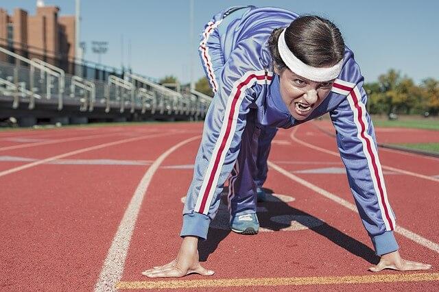 Começar a correr corretamente