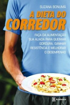 Livro a dieta do corredor de rua