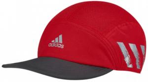 boné Adidas Running de aba reta