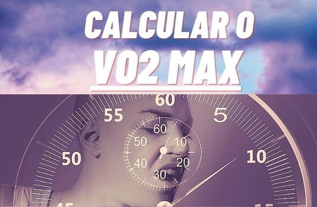 Como calcular o vo2 max de corrida