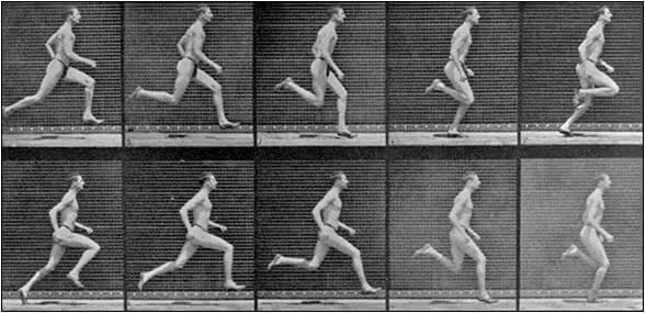 influência do treino de força na posição do corpo ao correr