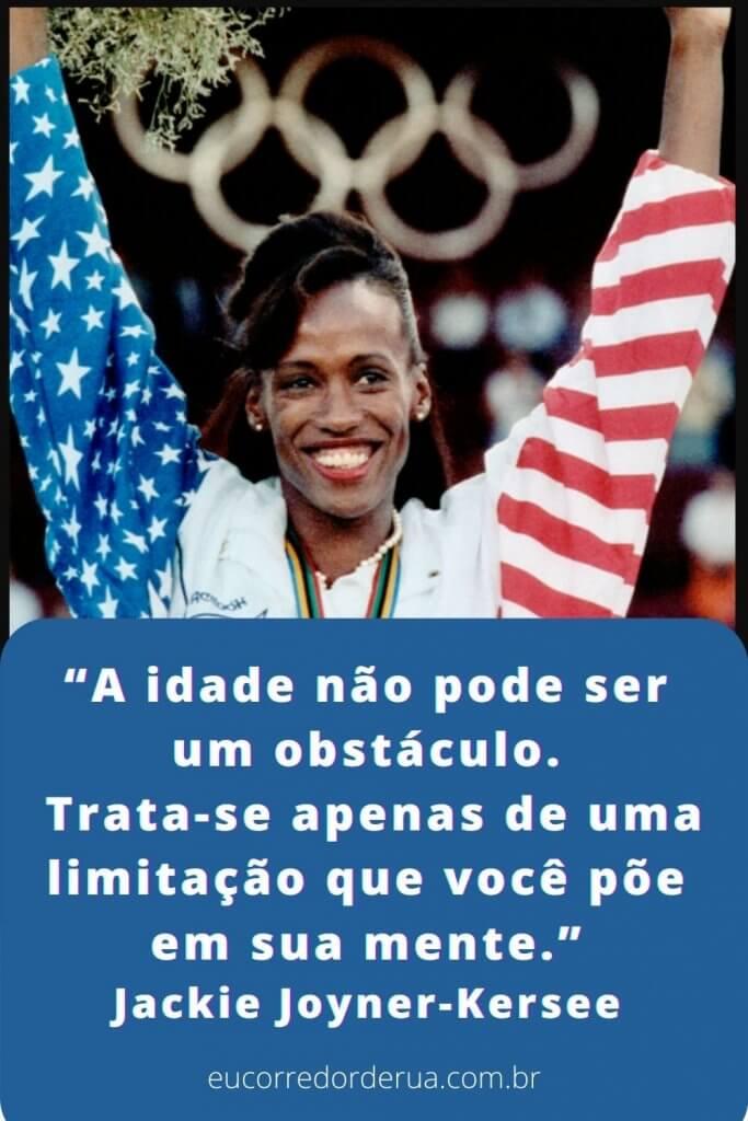 frase motivação atletas campeões olímpicos